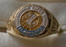 St. Clare's Nursing Ring